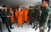 Thái Lan ngừng tìm kiếm nhà sư nghi rửa tiền