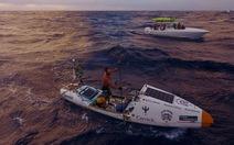 93 ngày chèo thuyền vượt Đại Tây Dương