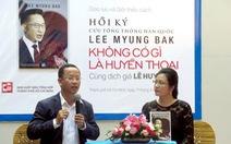 Ánh mắt Việt Nam và câu chuyện Hàn Quốc