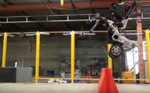 Clip: Robot mới của Google chạy nhảy như phim iRobot