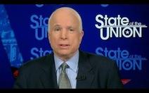 Thượng nghị sĩ McCain lại thách đố Tổng thống Trump