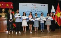 Phát động cuộc thi phóng viên trẻ Pháp ngữ