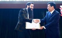 Đạo diễn phim Kong chính thức làm đại sứ du lịch Việt Nam