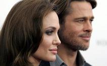 Jolie và Brad Pitt đi xăm hình lưu niệm trước khi ly hôn