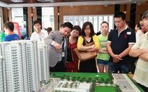 Giao dịch bất động sản thành công giảm: không đáng lo