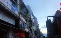Cháy lớn trên đường Nguyễn Trãi, Nha Trang