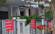 Hà Nội: Biệt thự cắt lỗ, căn hộ mất giá