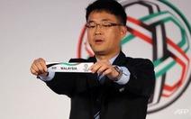 Triều Tiên phải tìm sân trung lập đá với Malaysia