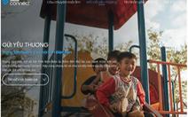 Kết nối yêu thương cùng trẻ em Điện Biên