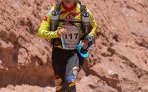 Cô gái Việt Nam chạy qua 4 sa mạc