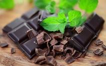 Sô cô la đen có lợi cho não bộ của người cao tuổi