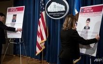 Mỹ truy tố hai gián điệp Nga liên quan vụ tấn công Yahoo