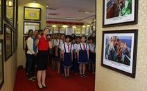Vùng Cảnh sát biển 4 triển lãm tư liệu Hoàng Sa, Trường Sa