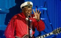 Huyền thoại Rock 'n' Roll Chuck Berry tạ thế ở tuổi 90