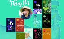 Nguyễn Thị Thụy Vũ trở lại với 10 tác phẩm tái bản