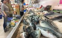 Audio 19-3:Hải sản ngoại tràn vào chợ, siêu thị