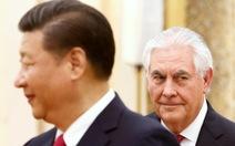 Trung - Mỹ họp báo đầy lời ngoại giao có cánh