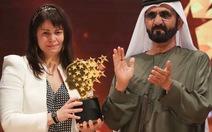 Giáo viên trường làng Canada giành giải thưởng 1 triệu USD