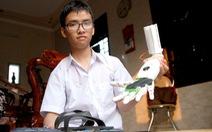 Cánh tay robot đa năng của chàng trai từng bị trượt visa đi Mỹ