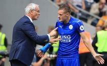 Vardy bị dọa giết sau khi HLV Ranieri ra đi