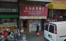 Thiệt mạng vì trà thảo dược của tiệm người Hoa ở Mỹ