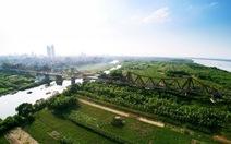 Nhà đầu tư tự góp kinh phí lập quy hoạch hai bờ sông Hồng