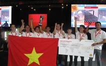 Ba lần liên tiếp đoạt giải SEM châu Á