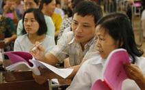 TP.HCM: tổ chức thi thử THPT quốc gia cho học sinh khối 12