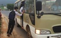 Sau tai nạn, Gia Lai có xe buýt đưa đón học sinh