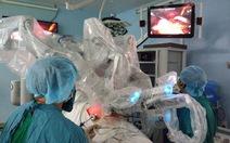 Phẫu thuật Robot điều trị nang ống mật chủ