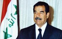 Bị 40 công ty từ chối vì mang tên Saddam Hussein