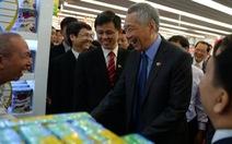 Thủ tướng Singapore dự lễ khánh thành tòa nhà Mapletree