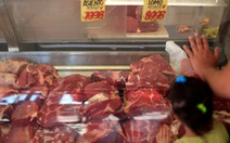 Thịt bò xuất khẩu của Brazil giảm cả ngàn lần