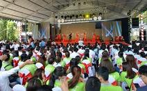 Hấp dẫn, đông vui với Ngày hội Du lịch TP.HCM