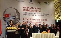 Việt Nam và Israel sẽ làm nên phép màu