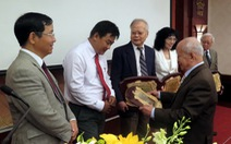 Quỹ Phan Châu Trinh vinh danh nhà văn hóa Phan Khôi