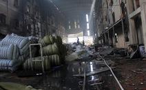 Cháy tại Công tyKwong Lung - Meko, thiệt hại khoảng 6 triệu USD