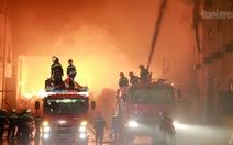 Cháy kỷ lục ở Cần Thơ do chập điện, bồi thường 18 triệu USD
