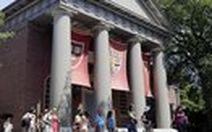 Hiệu trưởng ĐH Harvard: hiện có 16 SV Việt Nam tại trường