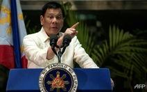 Ông Duterte: Manila có thể chia sẻ tài nguyên với Bắc Kinh