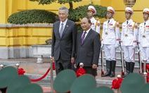 Việt Nam - Singapore: Tìm kiếm hướng đi mới