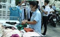 Nghìn chiếc áo, triệu yêu thương tạiSense Market