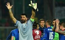 Ý thắng dễ Albania trong trận cầu thứ 1000 của Buffon