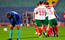 Thua Bulgaria, Hà Lan lâm nguy