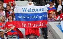 Nhiều nỗi lo cho chủ nhà World Cup 2018