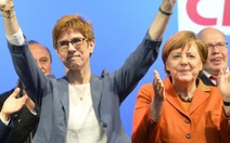 Đảng của Thủ tướng Đức khẳng định sức mạnh