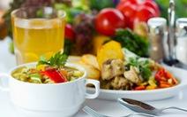 Sức khỏe của bạn: cân bằng dinh dưỡng mùa nắng nóng