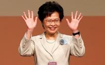 Hong Kong có lãnh đạo mới thân Bắc Kinh