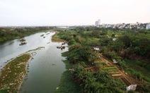 Quy hoạch sông Hồng không được tạo dự án
