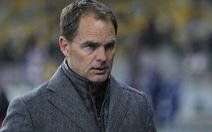 Điểm tin sáng 28-3: De Boer từ chối tuyển Hà Lan